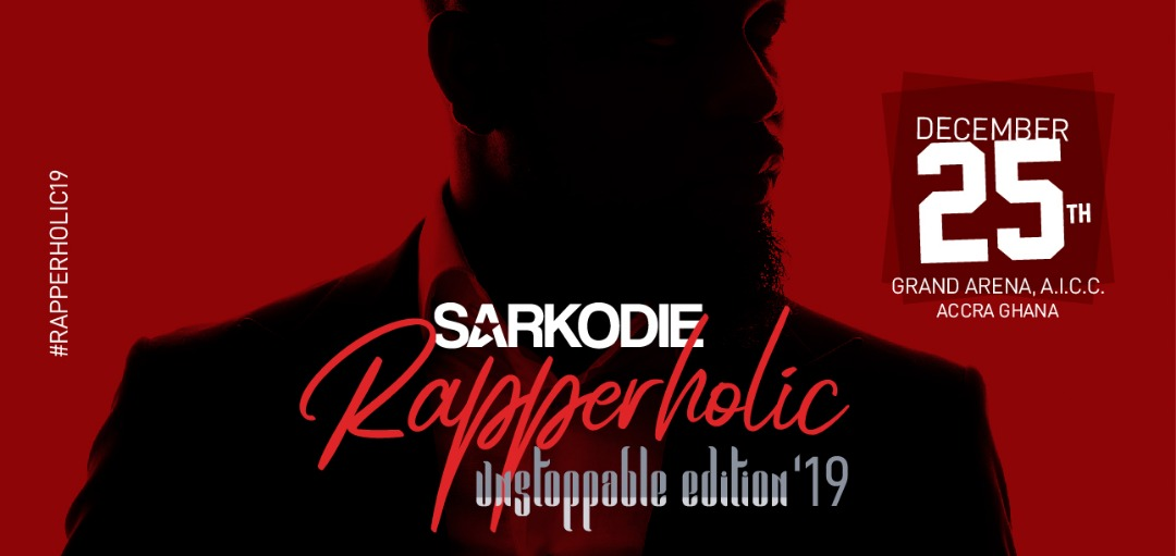RAPPERHOLIC CONCERT- UNSTOPPABLE EDITION